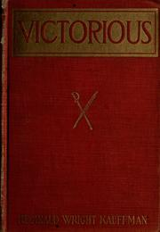 Cover of: Victorious