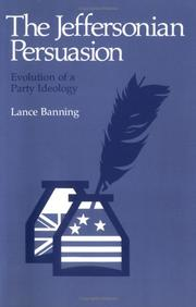 Cover of: The Jeffersonian persuasion