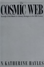 Cover of: The Cosmic Web | N. Katherine Hayles
