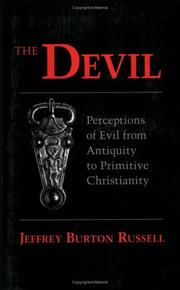 Cover of: The Devil | Jeffrey Burton Russell