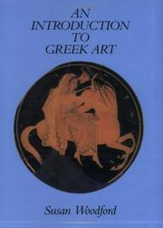 Cover of: An Introduction to Greek Art | Susan Woodford