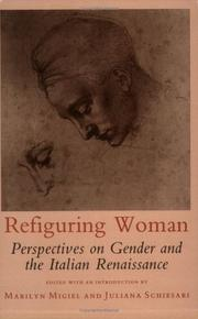 Cover of: Refiguring woman |