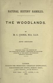 Cover of: The woodlands