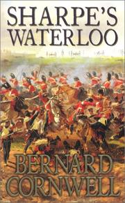 Cover of: Sharpe's Waterloo