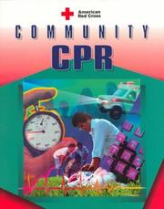 Cover of: Community CPR | American Red Cross.