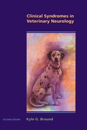 Clinical syndromes in veterinary neurology