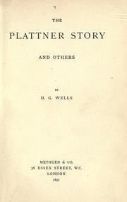 hg wells short stories pdf