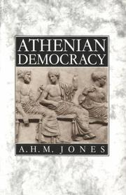 Cover of: Athenian democracy
