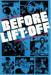 Cover of: Before lift-off | Henry S. F. Cooper