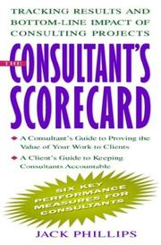 Cover of: The Consultant