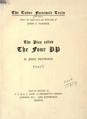 Cover of: The play called the Four PP