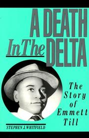 Cover of: A death in the delta