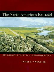 Cover of: The North American railroad