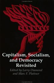 Cover of: Capitalism, socialism, and democracy revisited |