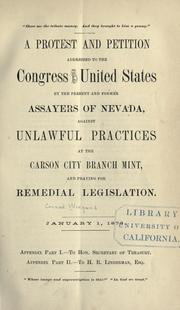 Cover of: An appeal to the Hon. secretary of the Treasury