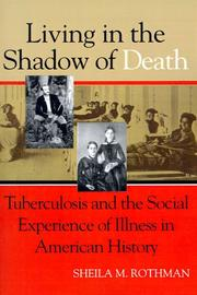 Cover of: Living in the shadow of death