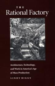 Cover of: The rational factory