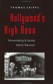 Cover of: Hollywood's high noon