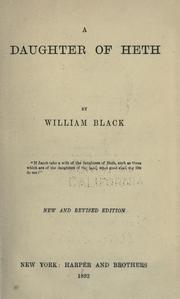 A daughter of Heth by Black, William