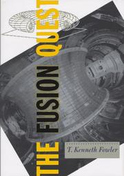 Cover of: The fusion quest