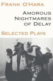 Cover of: Amorous nightmares of delay