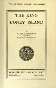 Cover of: The king of Honey Island