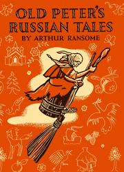 Old Peter's Russian tales by John Arthur Ransome Marriott