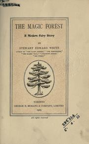Cover of: The magic forest