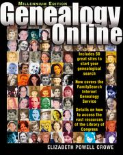 Cover of: Genealogy Online, Millennium Edition
