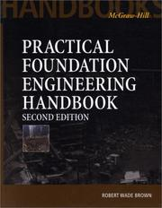 Cover of: Practical Foundation Engineering Handbook