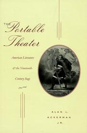 Cover of: The portable theater