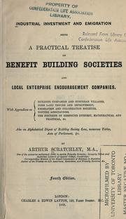 Industrial investment and emigration by Arthur Scratchley