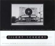 Cover of: Silent screens