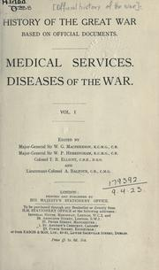 Medical services by Macpherson, William Grant (Sir)