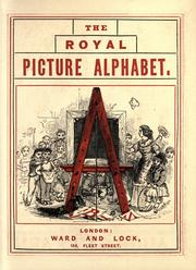 Cover of: The royal picture alphabet. by John Leighton