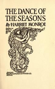 Cover of: The dance of the seasons
