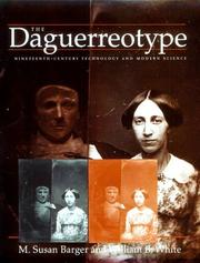 Cover of: The Daguerreotype | M. Susan Barger