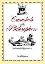 Cover of: Cannibals and Philosophers | Daniel Cottom