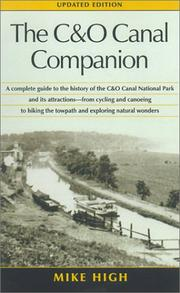Cover of: The C&O Canal Companion | Mike High
