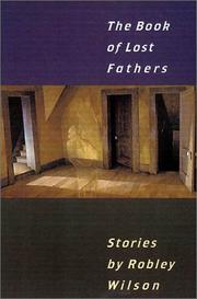 Cover of: The book of lost fathers