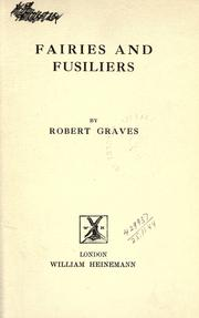Cover of: Fairies and fusiliers