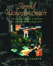 Cover of: Around Washington Square | Luther S. Harris