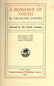 Cover of: A romance of youth