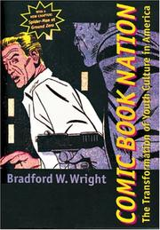 Cover of: Comic Book Nation | Bradford W. Wright