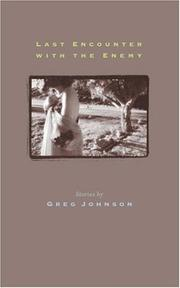 Cover of: Last encounter with the enemy