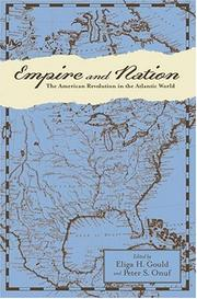 Cover of: Empire and nation