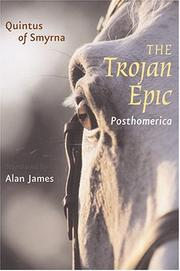 Cover of: The Trojan epic