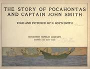 Cover of: The story of Pocahontas and Captain John Smith by E. Boyd Smith
