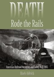 Cover of: Death rode the rails