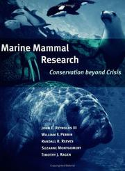 Marine Mammal Research